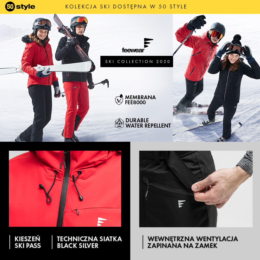 SKI Collection 2020 od 50 Style