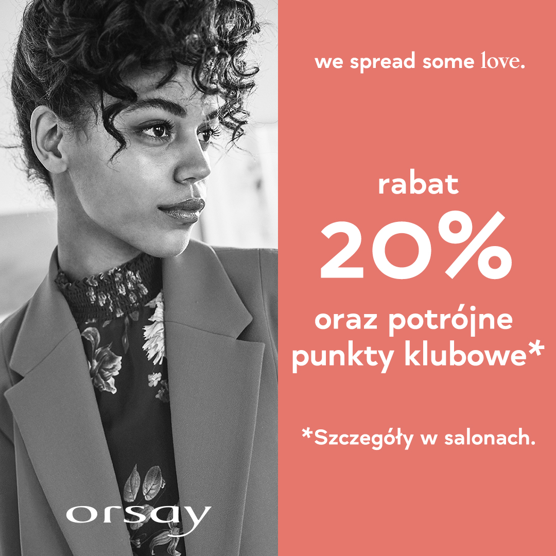We spread some love – ORSAY